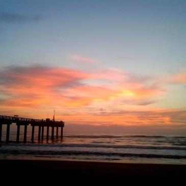 Sunrise in St. Augustine